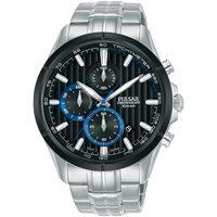 Ceasuri & Bijuterii Bărbați Ceasuri Analogice Pulsar PM3161X1, Quartz, 43mm, 10ATM Argintiu