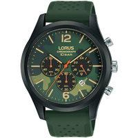 Ceasuri & Bijuterii Bărbați Ceasuri Analogice Lorus RT399HX9, Quartz, 44mm, 10ATM Negru