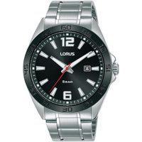 Ceasuri & Bijuterii Bărbați Ceasuri Analogice Lorus RH911NX9, Quartz, 42mm, 5ATM Argintiu