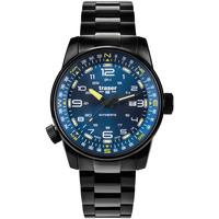 Ceasuri & Bijuterii Bărbați Ceasuri Analogice Traser H3 109523, Automatic, 46mm, 10ATM Negru