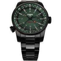 Ceasuri & Bijuterii Bărbați Ceasuri Analogice Traser H3 109525, Quartz, 46mm, 10ATM Negru