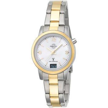 Ceasuri & Bijuterii Femei Ceasuri Analogice Master Time MTLA-10305-12M, Quartz, 34mm, 3ATM Auriu