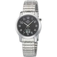 Ceasuri & Bijuterii Femei Ceasuri Analogice Master Time MTLA-10309-22M, Quartz, 34mm, 3ATM Argintiu