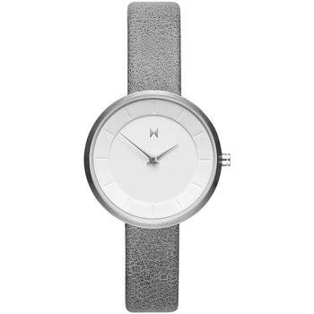 Ceasuri & Bijuterii Femei Ceasuri Analogice Mvmt FB01-SGR, Quartz, 32mm, 5ATM Argintiu