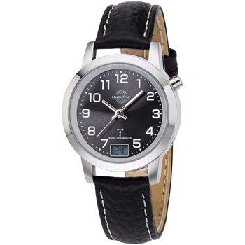 Ceasuri & Bijuterii Femei Ceasuri Analogice Master Time MTLA-10577-24L, Quartz, 34mm, 3ATM Argintiu