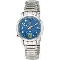 Ceasuri & Bijuterii Femei Ceasuri Analogice Master Time MTLA-10492-32M, Quartz, 34mm, 3ATM Argintiu