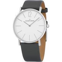 Ceasuri & Bijuterii Femei Ceasuri Analogice Jacques Lemans 1-2030C, Quartz, 40mm, 5ATM Argintiu