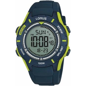 Ceasuri & Bijuterii Femei Ceasuri Digitale Lorus R2365MX9, Quartz, 40mm, 10ATM albastru