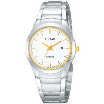 Ceasuri & Bijuterii Femei Ceasuri Analogice Pulsar PH7261X1, Quartz, 30mm, 3ATM Argintiu