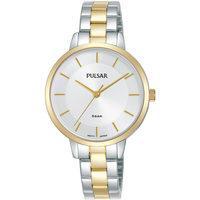 Ceasuri & Bijuterii Femei Ceasuri Analogice Pulsar PH8476X1, Quartz, 32mm, 5ATM Auriu