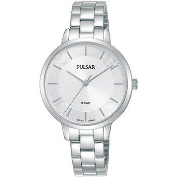 Ceasuri & Bijuterii Femei Ceasuri Analogice Pulsar PH8473X1, Quartz, 32mm, 5ATM Argintiu