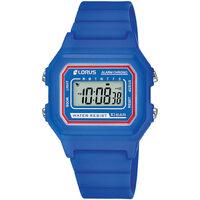 Ceasuri & Bijuterii Femei Ceasuri Digitale Lorus R2319NX9, Quartz, 31mm, 10ATM albastru