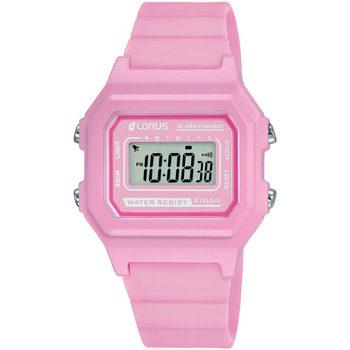 Ceasuri & Bijuterii Femei Ceasuri Digitale Lorus R2323NX9, Quartz, 31mm, 10ATM roz