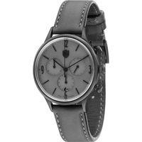 Ceasuri & Bijuterii Bărbați Ceasuri Analogice Dufa DF-9002-0C, Quartz, 38mm, 3ATM Gri