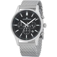 Ceasuri & Bijuterii Bărbați Ceasuri Analogice Jacques Lemans 1-2025F, Quartz, 42mm, 10ATM Argintiu