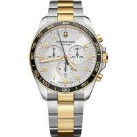 Ceasuri & Bijuterii Bărbați Ceasuri Analogice Victorinox 241903, Quartz, 42mm, 10ATM Argintiu