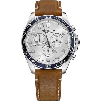 Ceasuri & Bijuterii Bărbați Ceasuri Analogice Victorinox 241900, Quartz, 42mm, 10ATM Argintiu