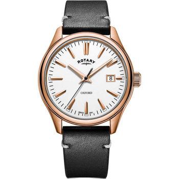 Ceasuri & Bijuterii Bărbați Ceasuri Analogice Rotary GS05094/02, Quartz, 40mm, 5ATM Auriu