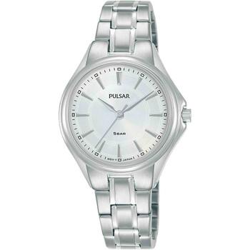 Ceasuri & Bijuterii Femei Ceasuri Analogice Pulsar PH8495X1, Quartz, 30mm, 5ATM Argintiu