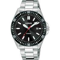 Ceasuri & Bijuterii Bărbați Ceasuri Analogice Lorus RH935MX9, Quartz, 40mm, 10ATM Argintiu