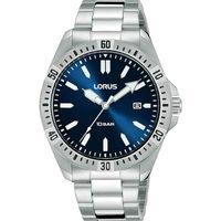 Ceasuri & Bijuterii Bărbați Ceasuri Analogice Lorus RH939MX9, Quartz, 40mm, 10ATM Argintiu