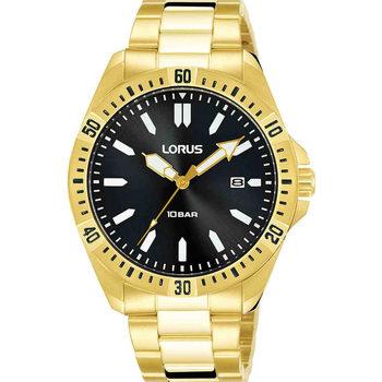 Ceasuri & Bijuterii Bărbați Ceasuri Analogice Lorus RH918NX9, Quartz, 40mm, 10ATM Auriu