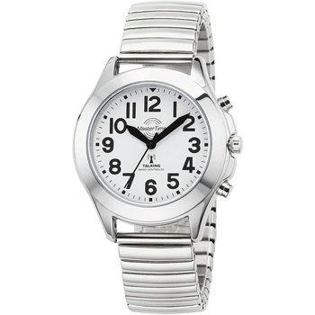 Ceasuri & Bijuterii Femei Ceasuri Analogice Master Time MTLA-10706-60M, Quartz, 38mm, 3ATM Argintiu