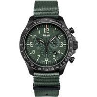 Ceasuri & Bijuterii Bărbați Ceasuri Analogice Traser H3 109463, Quartz, 46mm, 10ATM Negru