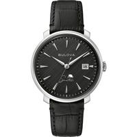 Ceasuri & Bijuterii Bărbați Ceasuri Analogice Bulova 96B360, Automatic, 40mm, 3ATM Argintiu