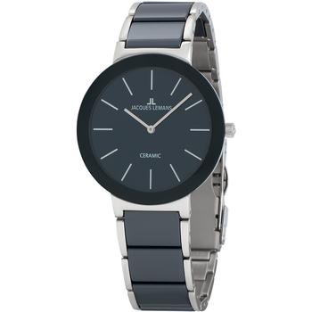 Ceasuri & Bijuterii Bărbați Ceasuri Analogice Jacques Lemans 42-8H, Quartz, 40mm, 10ATM Argintiu