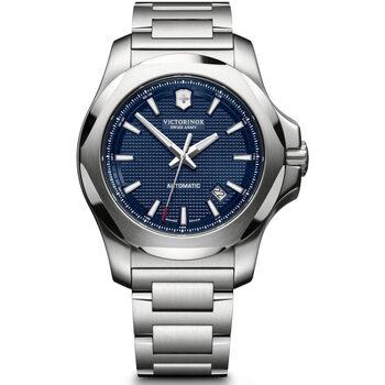 Ceasuri & Bijuterii Bărbați Ceasuri Analogice Victorinox 241835, Automatic, 43mm, 20ATM Argintiu