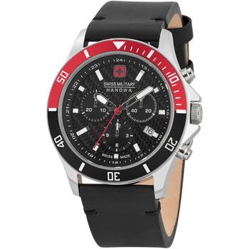 Ceasuri & Bijuterii Bărbați Ceasuri Analogice Swiss Military By Chrono 06-4337.04.007.36, Quartz, 42mm, 10ATM Argintiu
