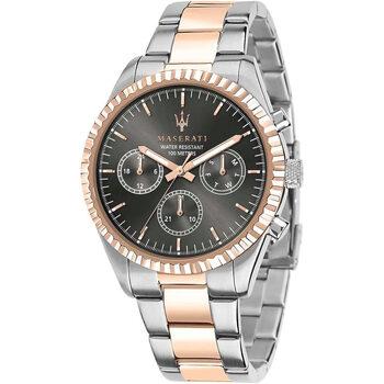 Ceasuri & Bijuterii Bărbați Ceasuri Analogice Maserati R8853100020, Quartz, 43mm, 10ATM Argintiu