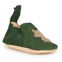 Pantofi Copii Papuci de casă Easy Peasy BLUMOO RENARD Verde