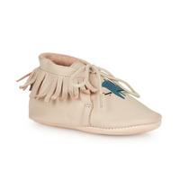 Pantofi Copii Papuci de casă Easy Peasy MEXIMOO Bej