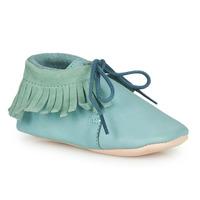 Pantofi Copii Papuci de casă Easy Peasy MEXIMOO Verde