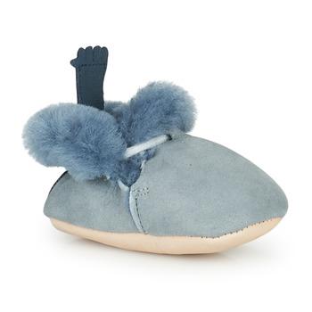 Pantofi Copii Papuci de casă Easy Peasy MINIMOO Albastru