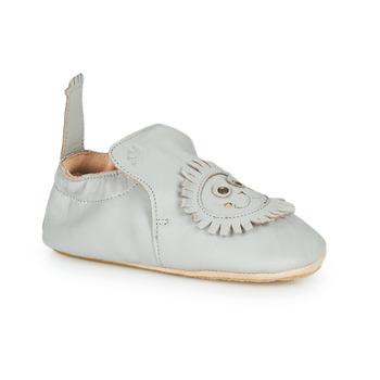 Pantofi Copii Papuci de casă Easy Peasy BLUBLU LION Gri