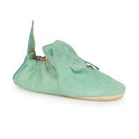 Pantofi Copii Papuci de casă Easy Peasy BLUBLU CHIEN Verde