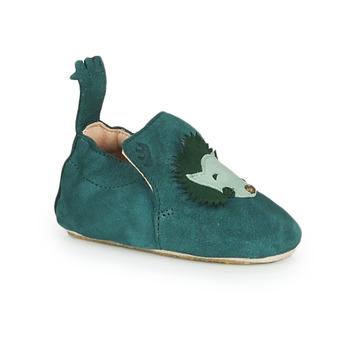 Pantofi Copii Papuci de casă Easy Peasy BLUBLU HERISSON Albastru