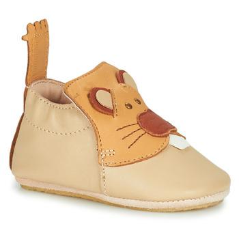 Pantofi Copii Papuci de casă Easy Peasy BLUBLU CASTOR Bej