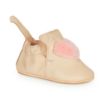 Pantofi Copii Papuci de casă Easy Peasy BLUBLU COEUR Bej