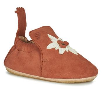 Pantofi Fete Papuci de casă Easy Peasy BLUBLU EDELWEISS Roz