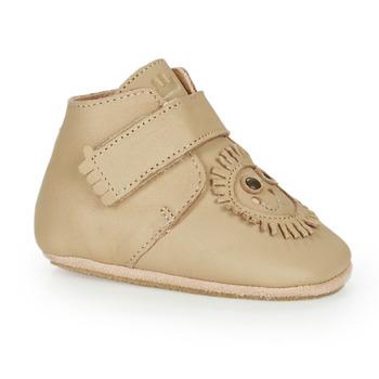 Pantofi Copii Papuci de casă Easy Peasy KINY LION Bej