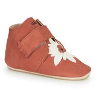 Pantofi Fete Papuci de casă Easy Peasy KINY EDELWEISS Roz