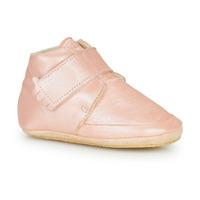 Pantofi Fete Papuci de casă Easy Peasy WINTERBLUE Mou / Roz / Baba / Mou / Patina