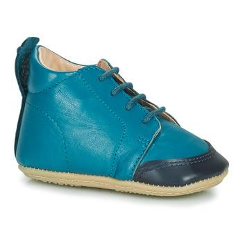 Pantofi Copii Papuci de casă Easy Peasy IGO B Albastru