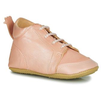 Pantofi Fete Papuci de casă Easy Peasy IGO B Roz