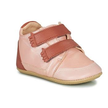 Pantofi Fete Papuci de casă Easy Peasy IRUN B Roz