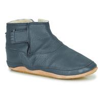 Pantofi Copii Papuci de casă Easy Peasy BOOBOOTIES Albastru